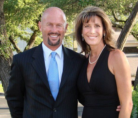 Dr. Greg Smith and his wife Patti